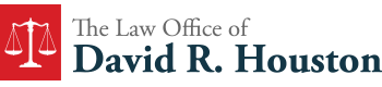 The Law Office of David R. Houston Header Logo